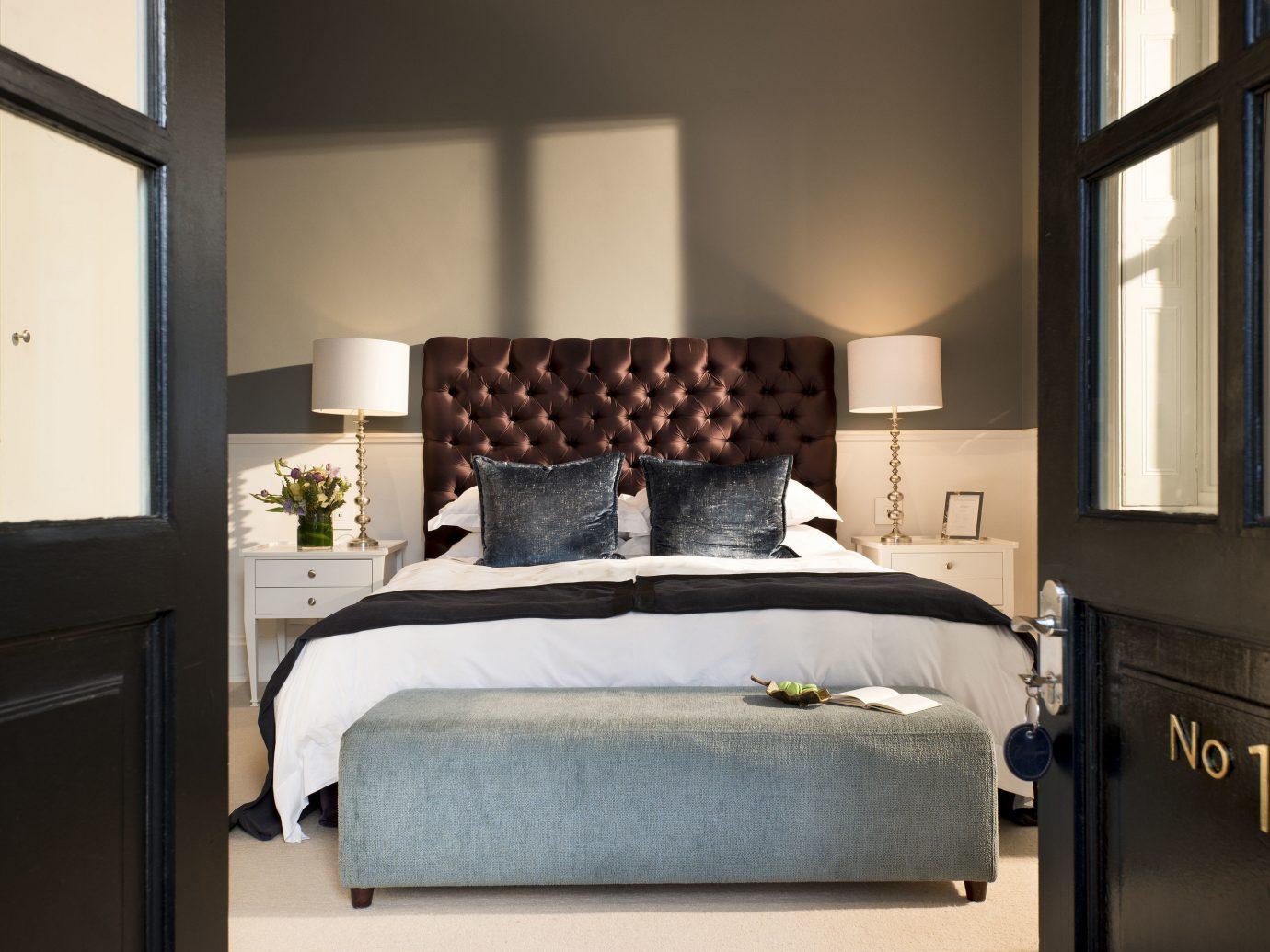 Hotels indoor wall bed room Bedroom floor property home furniture interior design living room Suite hotel bed frame Design bed sheet cottage
