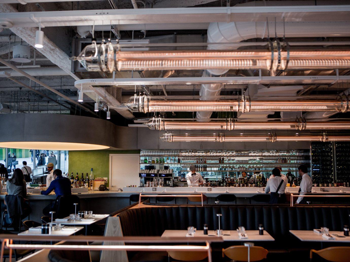 Trip Ideas building indoor ceiling restaurant interior design auditorium convention center Design meal several