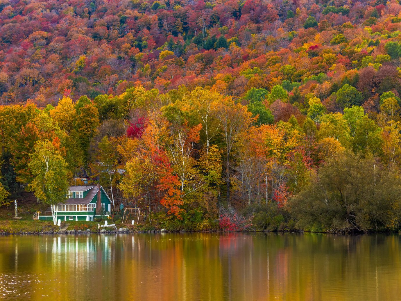 Lakes + Rivers Outdoors + Adventure Trip Ideas tree water outdoor Nature River Lake reflection autumn season leaf plant woody plant morning landscape flower pond surrounded