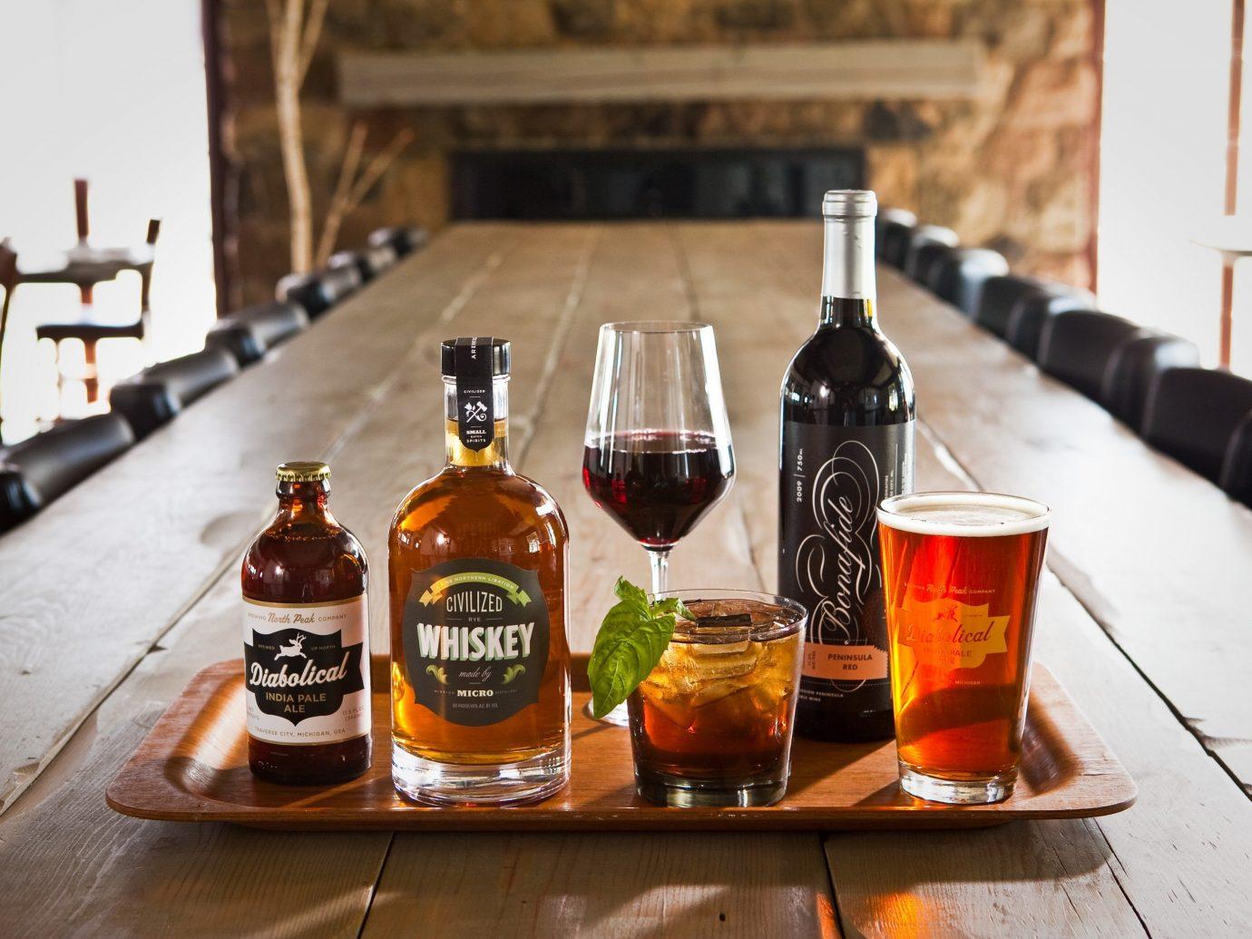 Trip Ideas bottle table alcoholic beverage beer Drink distilled beverage alcohol liqueur restaurant wine Bar counter whisky sense
