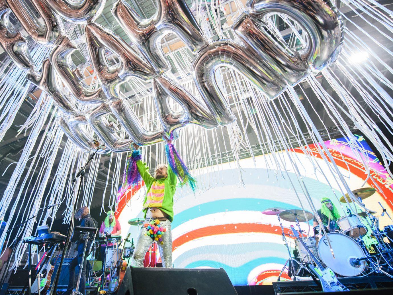 Arts + Culture crowd metropolis City urban area art colorful