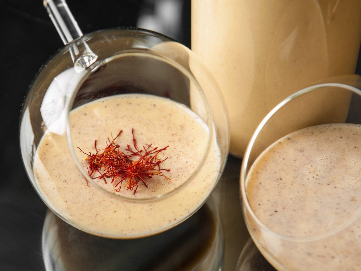 Food + Drink food plate cup indoor Drink dish produce flavor masala chai