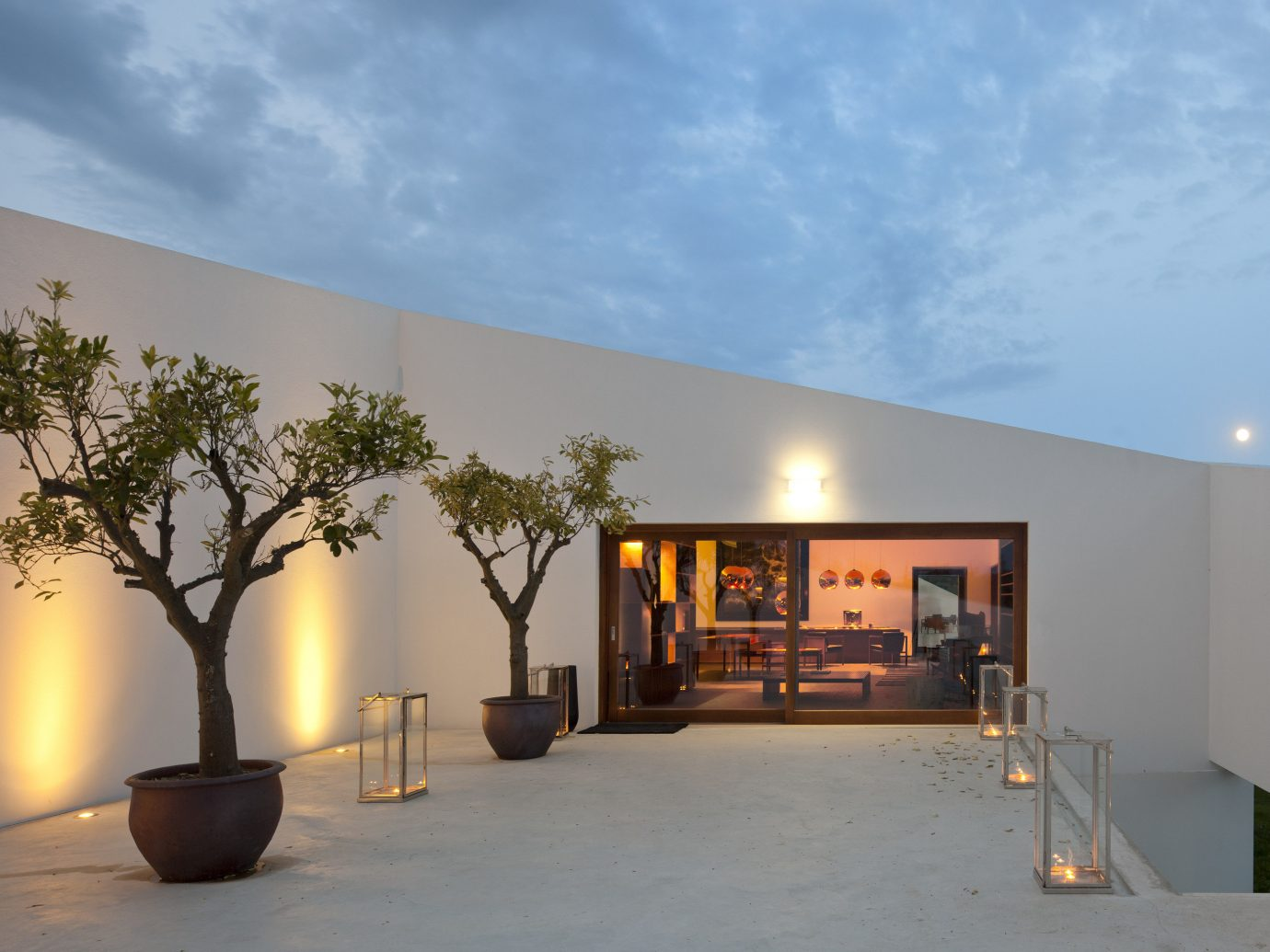 Hotels Trip Ideas sky Architecture house home real estate facade interior design
