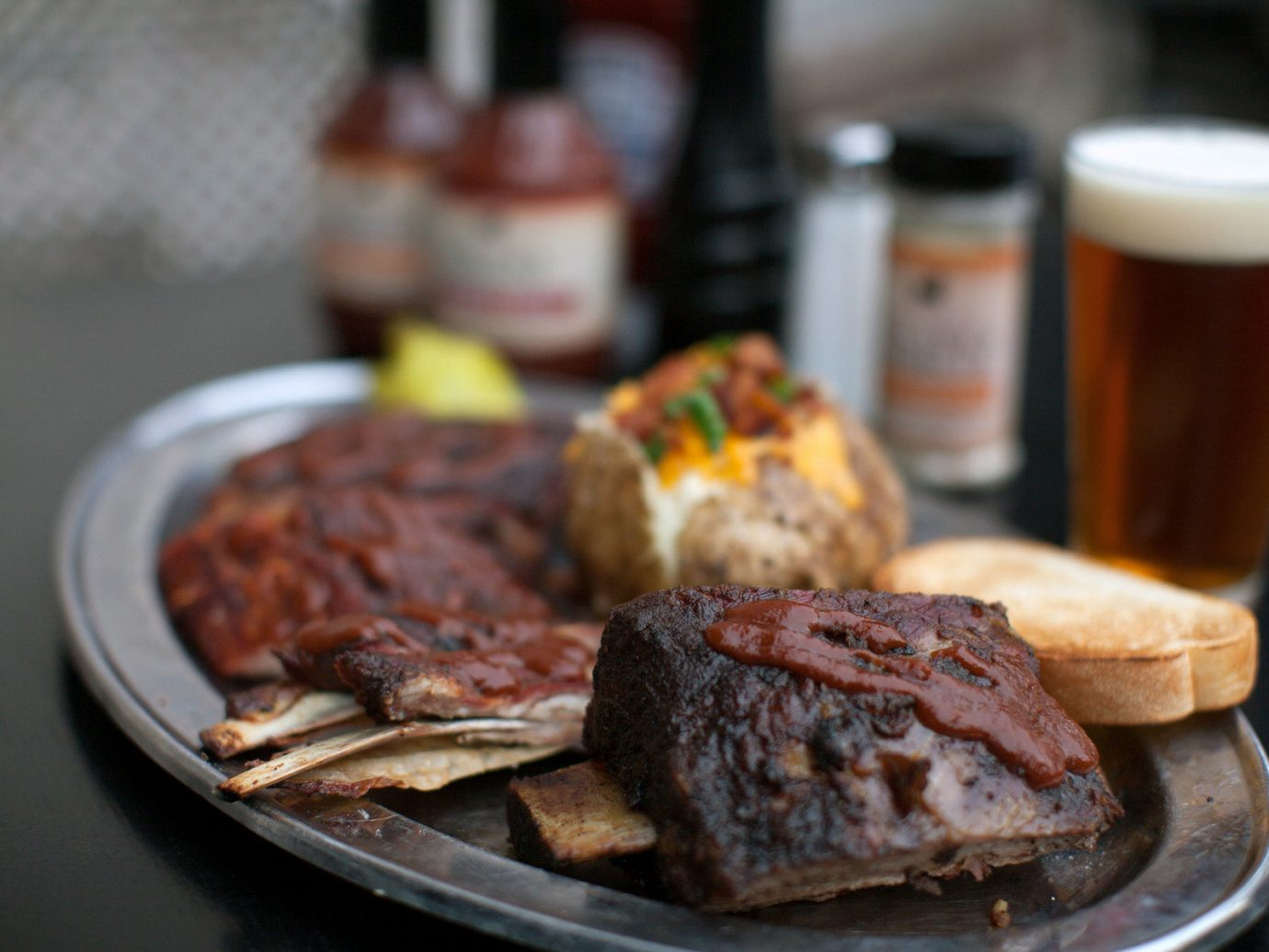 City Kansas City Midwest Trip Ideas food table plate dish meat meal breakfast steak cuisine produce lunch