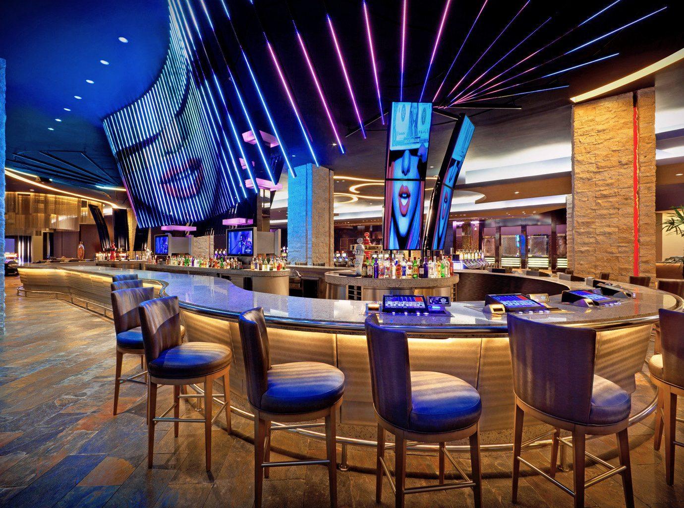 Bar at Hard Rock Hotel & Casino Punta Cana, Dominican Republic