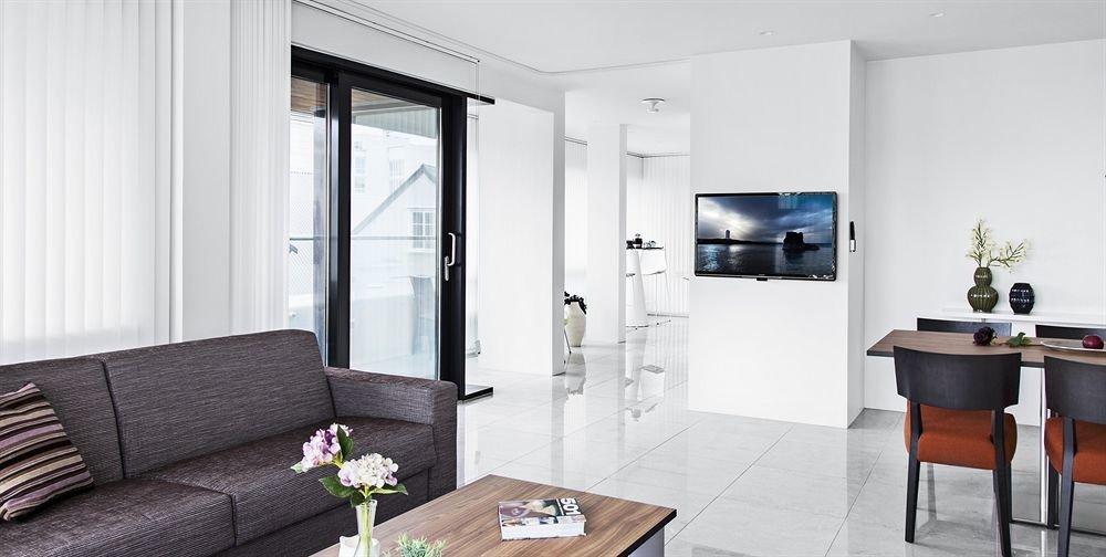 property Suite home condominium cottage living room leather