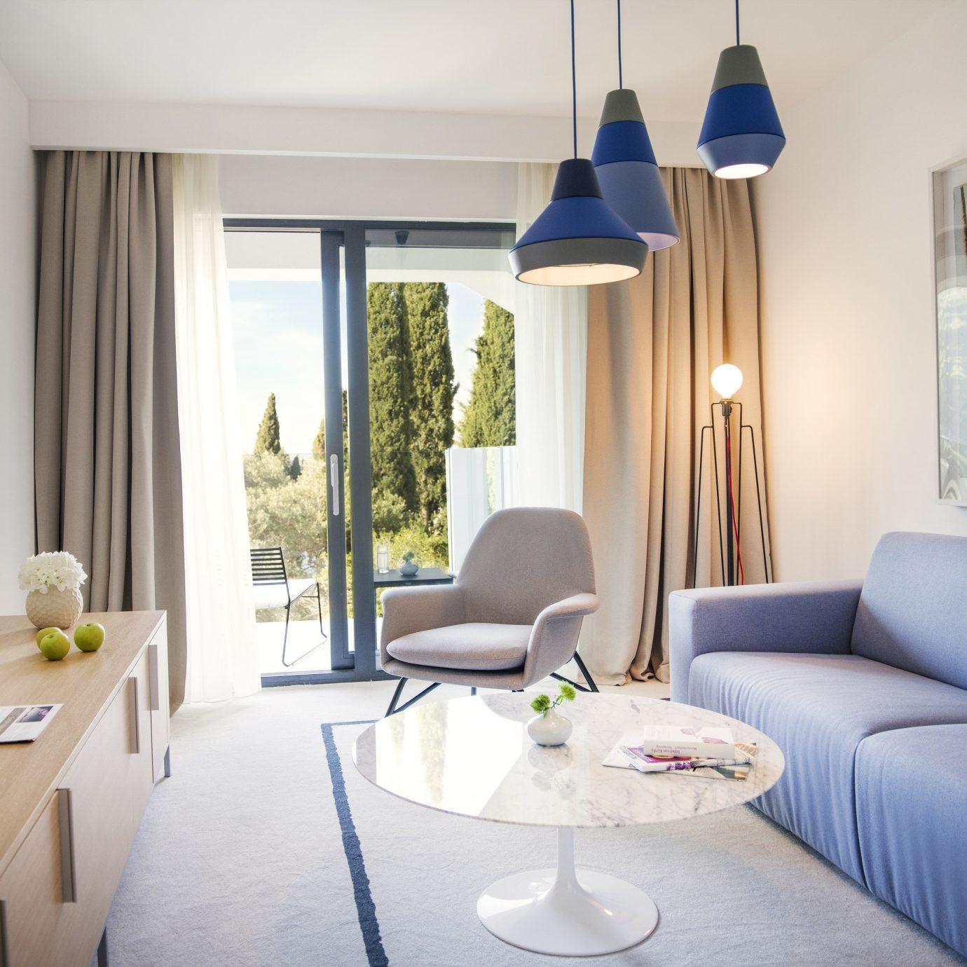sofa living room home Suite interior designer window treatment