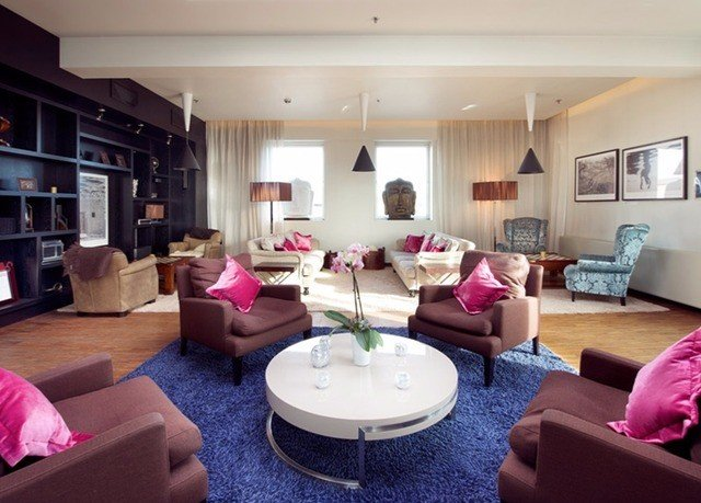 property living room condominium home pink cottage Suite Villa flat colored