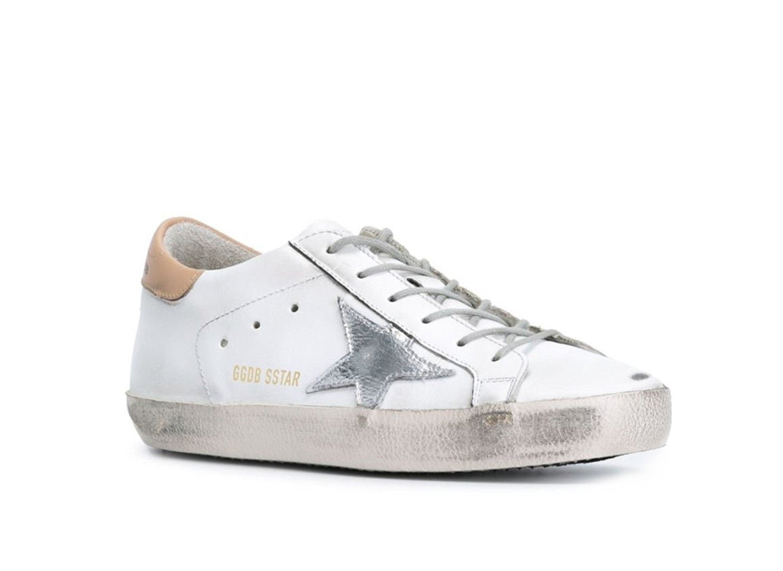 Style + Design footwear shoe clothing white sneakers product leather athletic shoe walking shoe beige tennis shoe cross training shoe outdoor shoe skate shoe