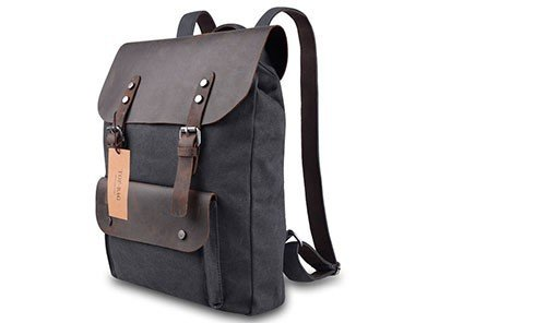 Style + Design bag accessory product hand luggage backpack leather brand
