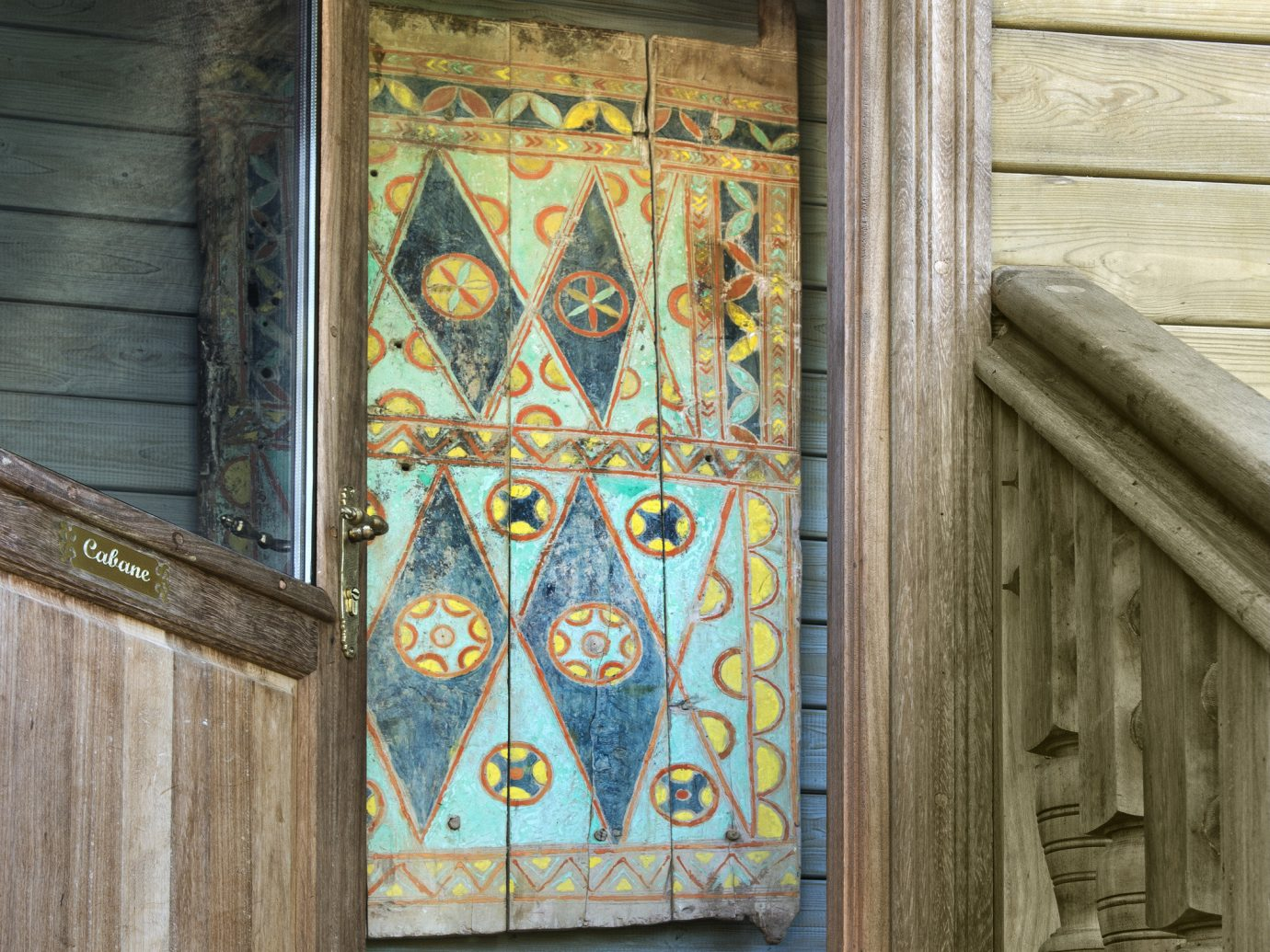 Hotels building wall house window door wood wooden art glass interior design facade material dirty