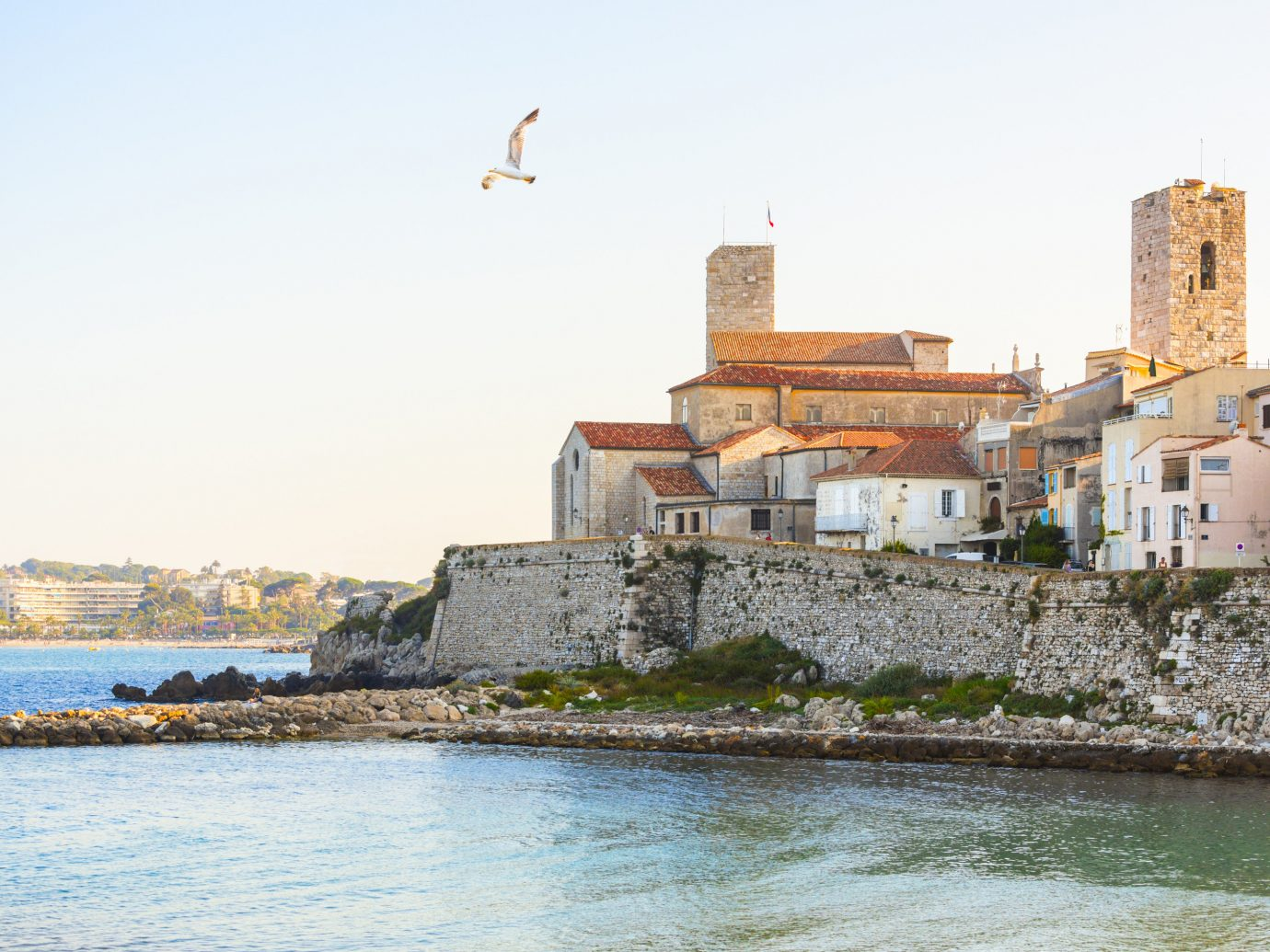 Antibes Southern France