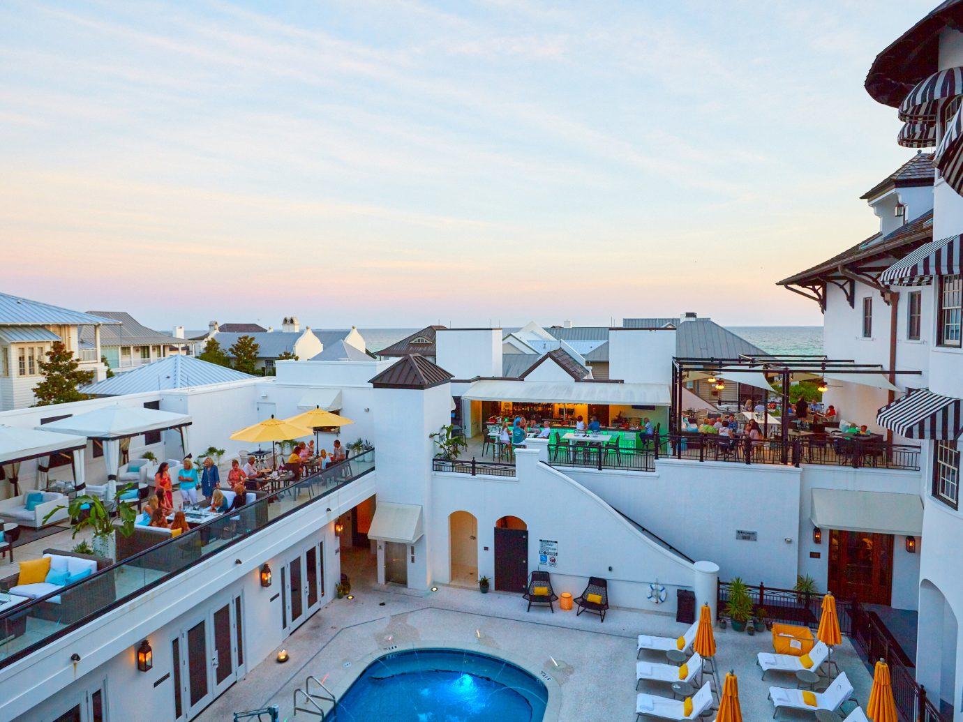 sky Town vacation Beach Sea house Resort tourism caribbean marina Coast vehicle dock travel toy
