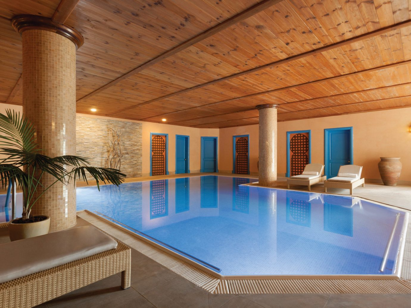 Trip Ideas indoor ceiling swimming pool property room estate Villa Resort floor real estate interior design jacuzzi mansion