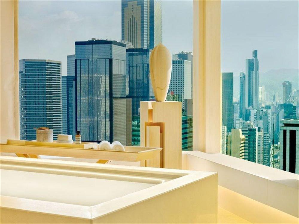 Travel Tips indoor window skyscraper Architecture condominium interior design facade skyline tub
