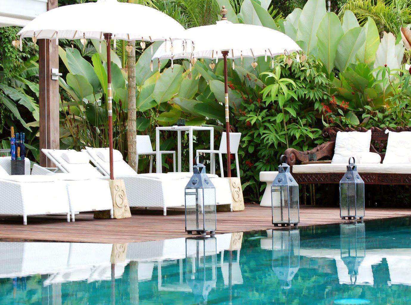 Pool At Oxygen Jungle Villas In Uvita, Costa Rica