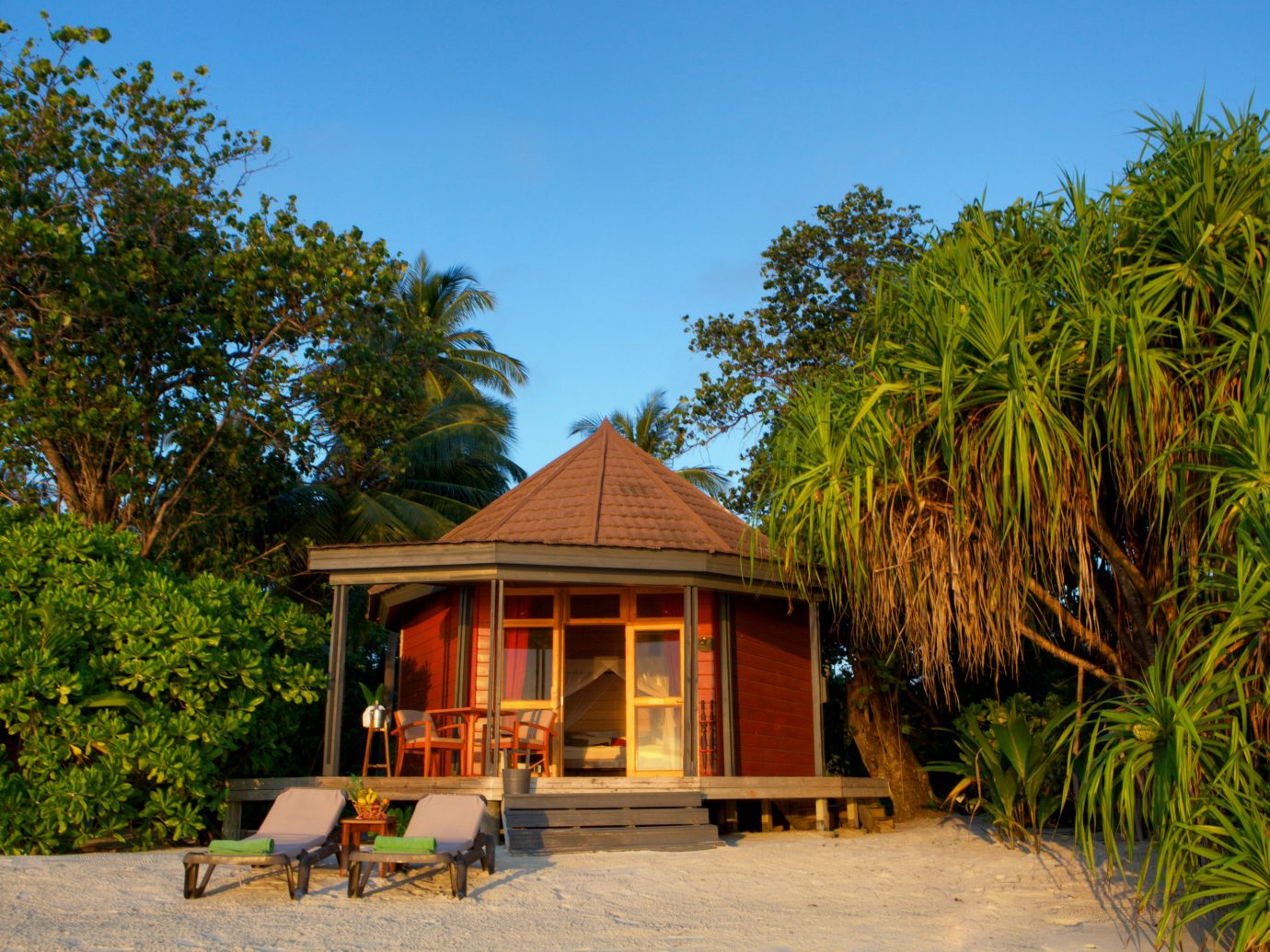 All Inclusive Villa At Komandoo Maldives Island Resort