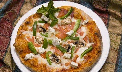 Food + Drink food plate table dish pizza cuisine italian food produce european food