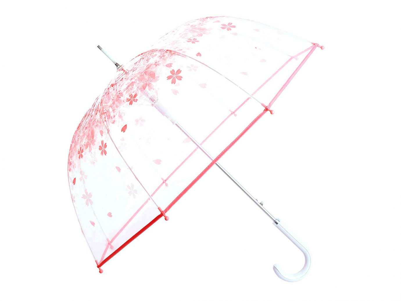 Kung Fu Smith Pink Flower Umbrella