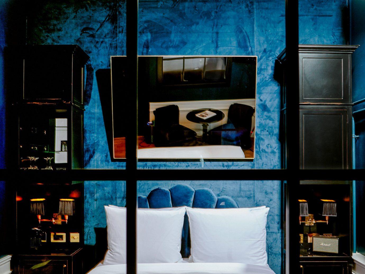 Trip Ideas indoor room interior design furniture window bed Suite