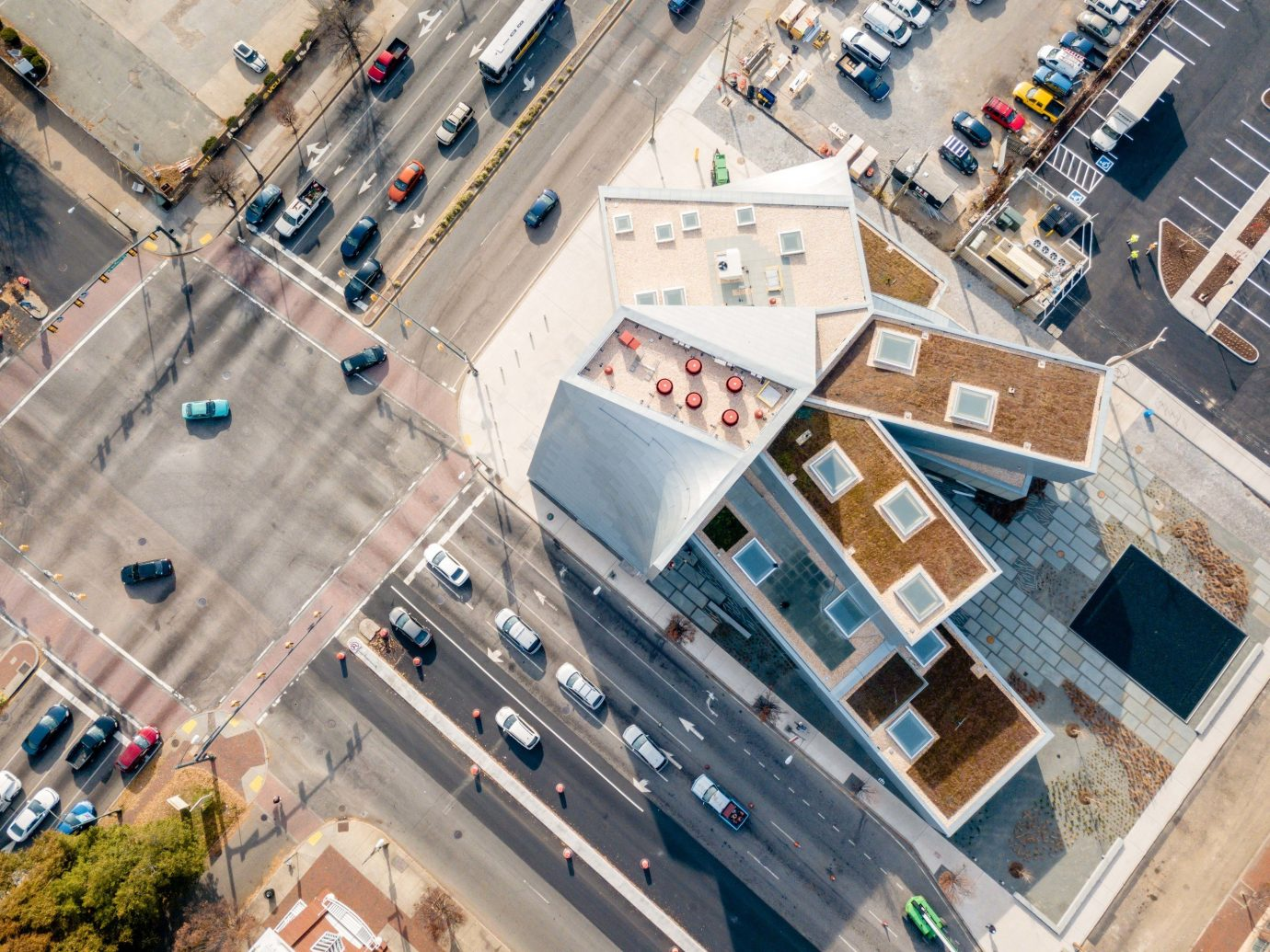 Spring Trips Trip Ideas urban area metropolitan area City aerial photography residential area neighbourhood metropolis bird's eye view suburb Architecture building urban design daytime mixed use Downtown skyscraper real estate tower block sky