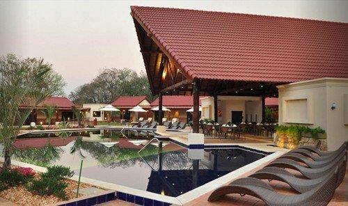 Hotels outdoor property building Resort house Villa condominium home estate real estate hacienda swimming pool restaurant