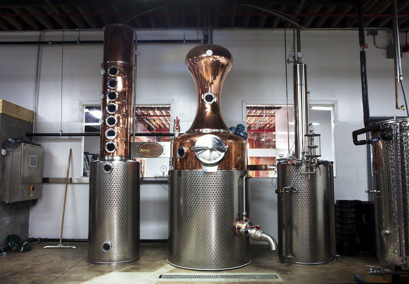 Brooklyn Food + Drink brewery