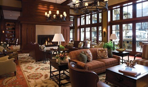 Hotels indoor floor Living room window living room property ceiling estate home furniture real estate interior design cottage condominium Villa farmhouse mansion dining room area