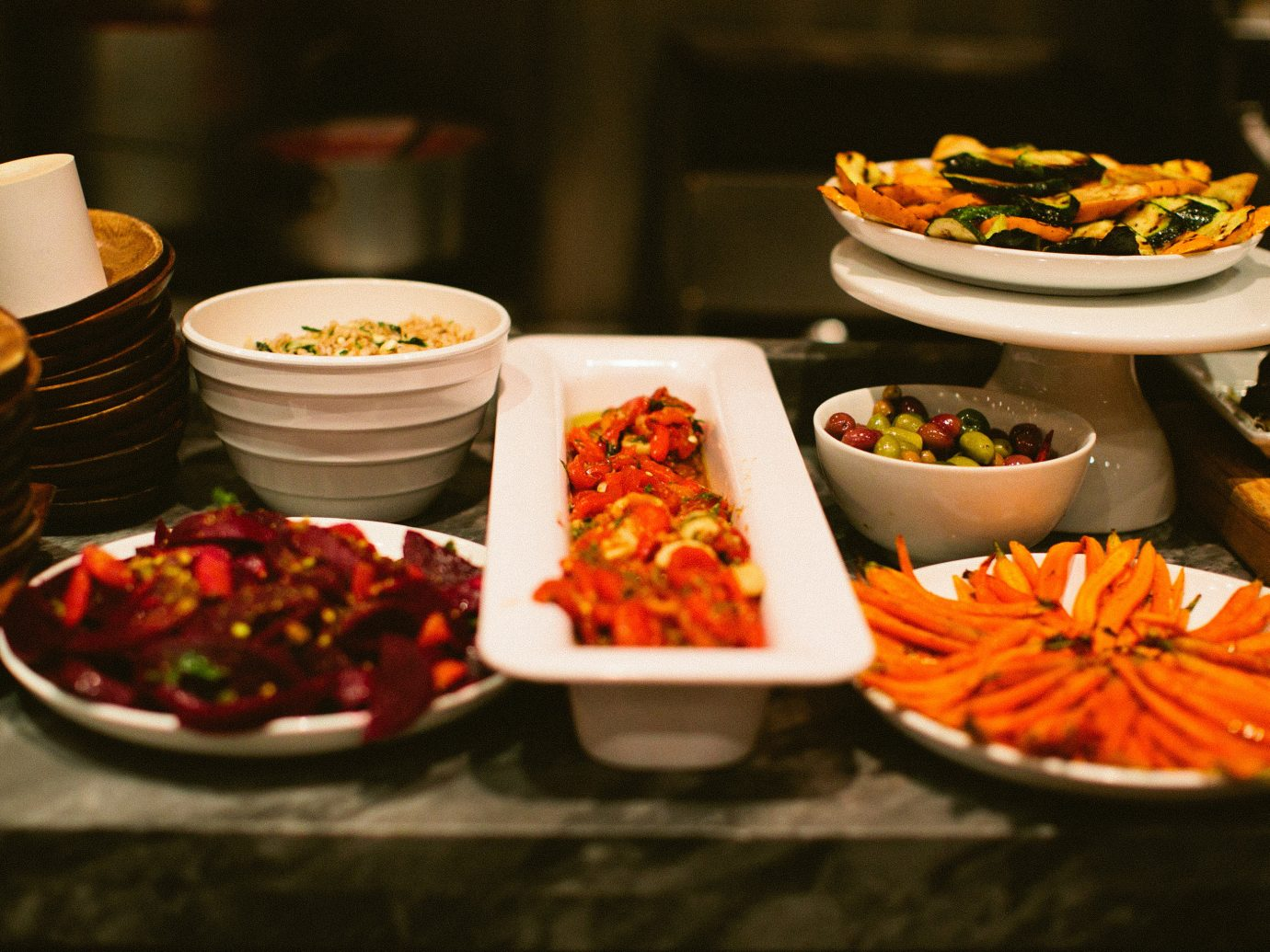 Food + Drink food plate meal indoor bowl dish buffet cuisine supper brunch sense dinner asian food lunch different several sliced