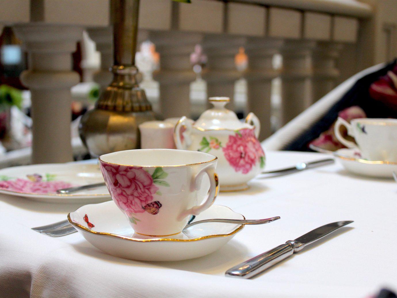 Hotels table indoor plate meal brunch dinner restaurant Design flower lunch dining table