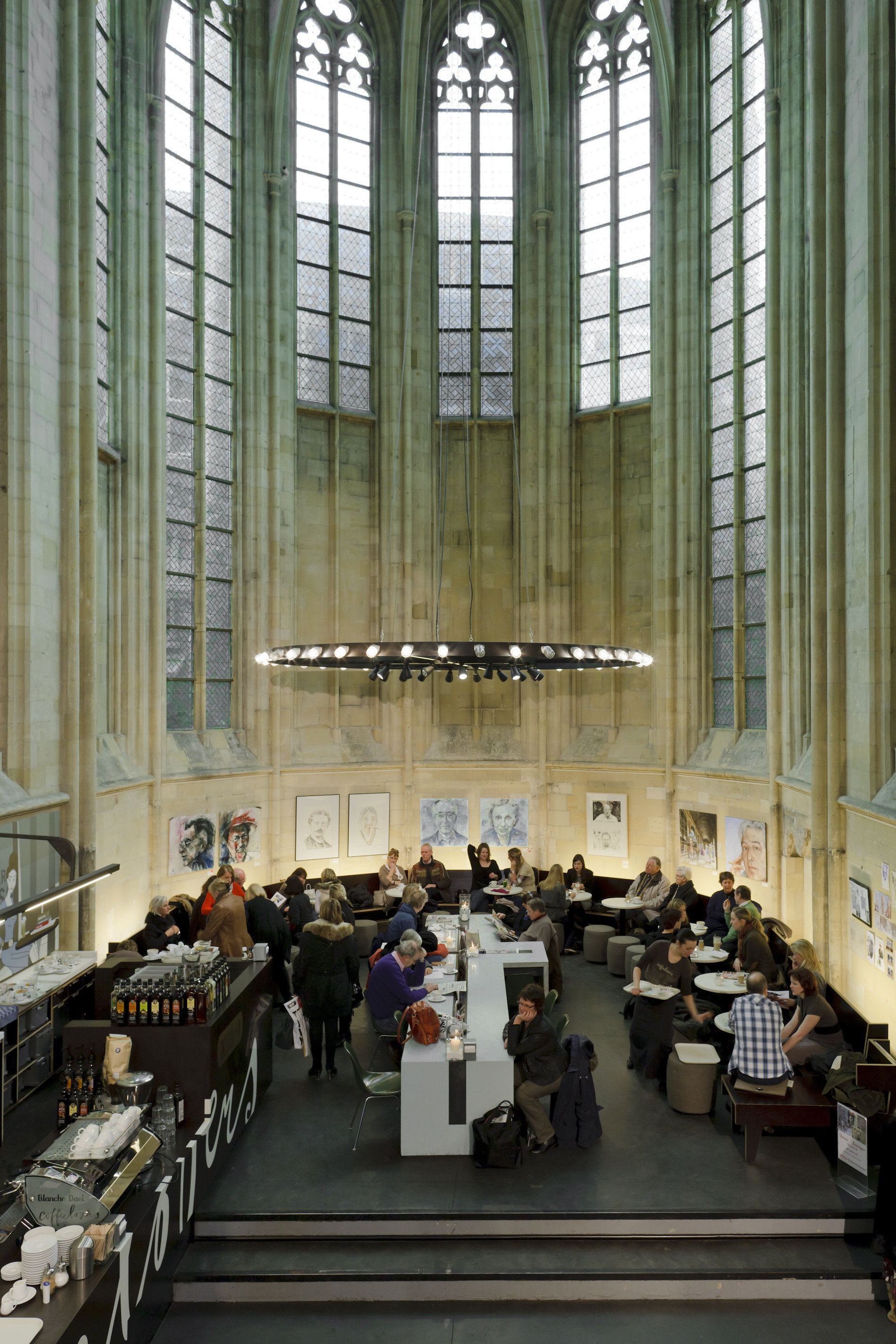 Trip Ideas indoor window building Architecture interior design tourist attraction Design several colonnade