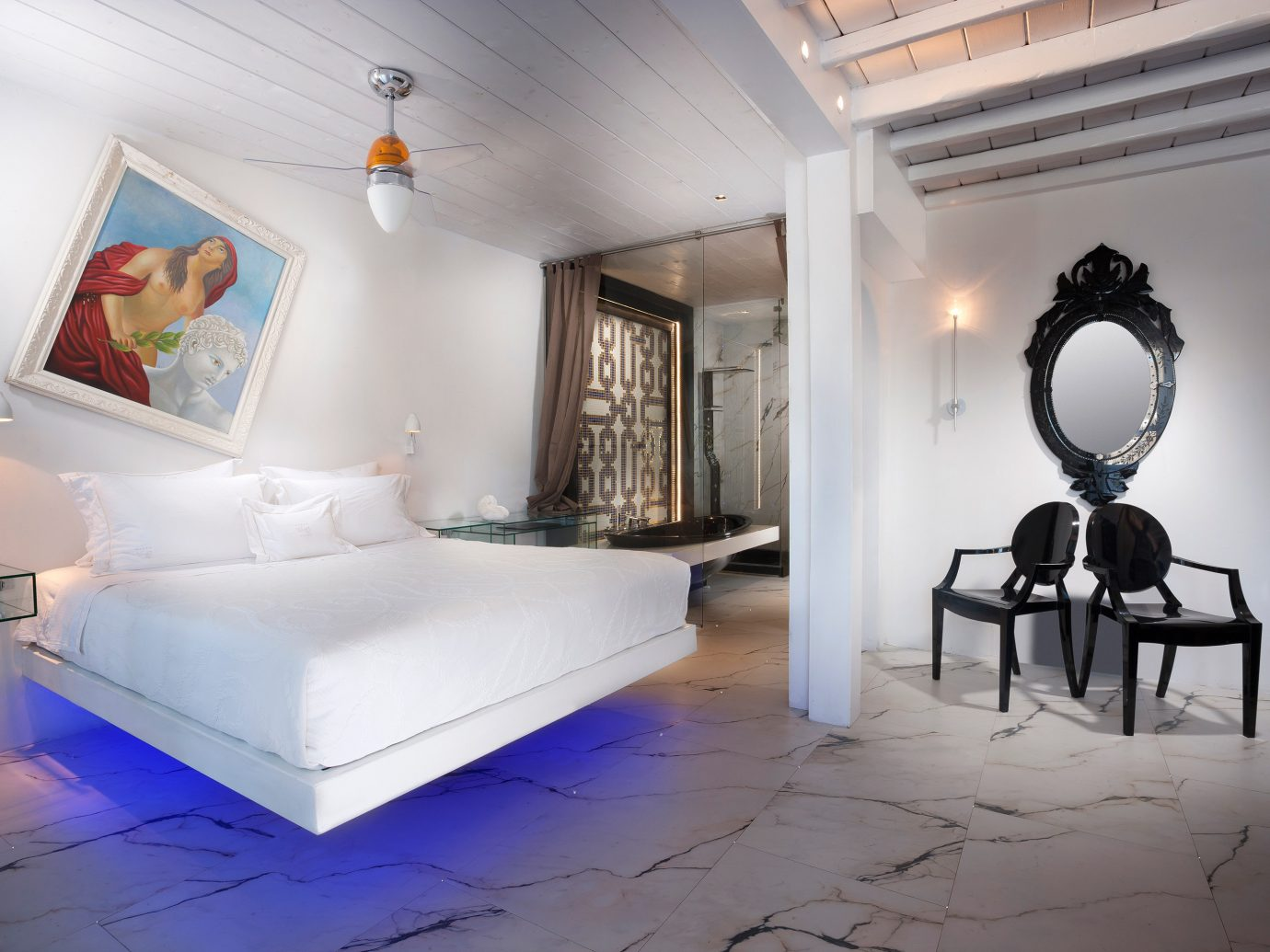Bedroom Boutique Hotels Festivals + Events Hip Hotels Lounge Luxury Modern Suite Trip Ideas indoor wall room property ceiling living room floor interior design estate furniture home Design mansion apartment