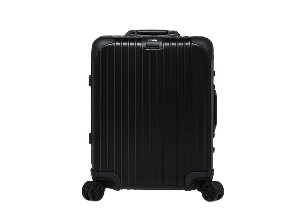 Celebs Style + Design Travel Shop black suitcase product product design hand luggage camera luggage & bags light