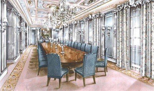 Hotels indoor room property building interior design real estate Lobby home estate mansion Design palace furniture