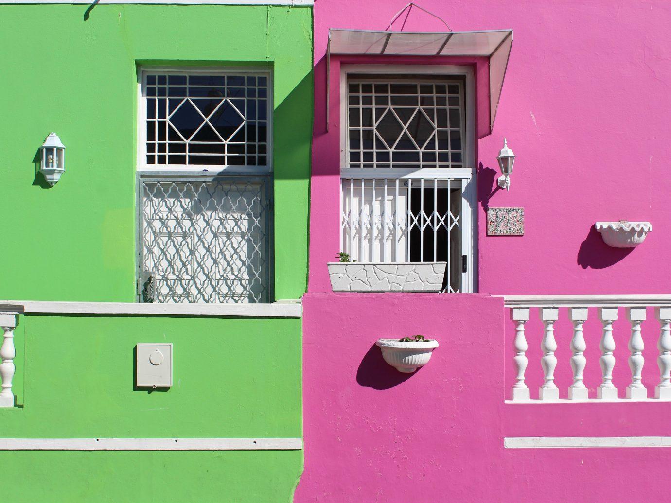 Outdoors + Adventure Safaris Trip Ideas color room furniture Play green pink shelf Design flooring