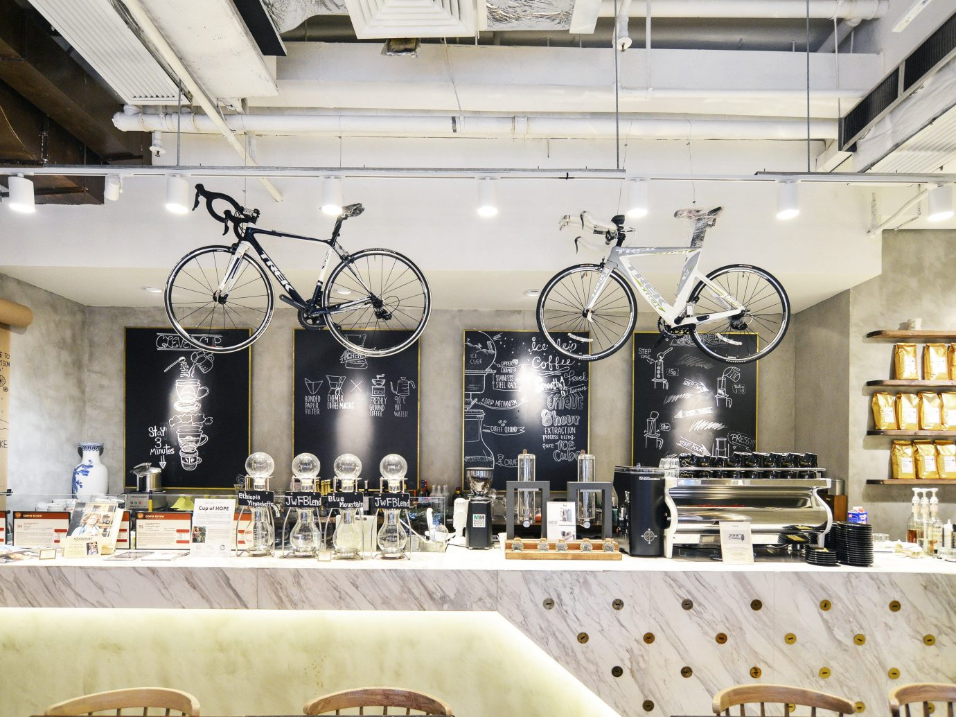 Food + Drink Offbeat Travel Trends indoor interior design restaurant ceiling
