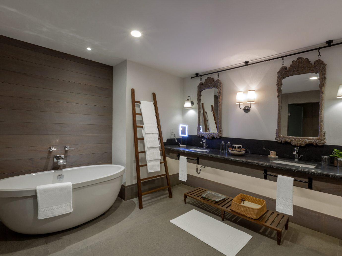 Bathroom At Unico Hotel Riviera Maya