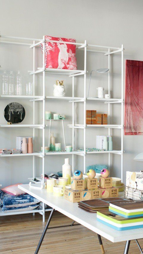 Style + Design wall indoor floor furniture room shelf shelving living room interior design Design bookcase cabinetry