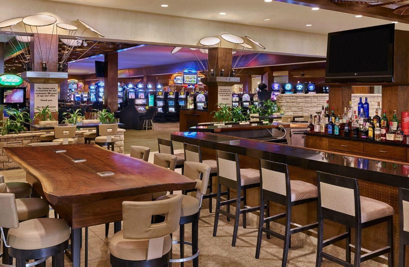 Hotels table indoor floor ceiling restaurant Bar interior design function hall café area Island furniture