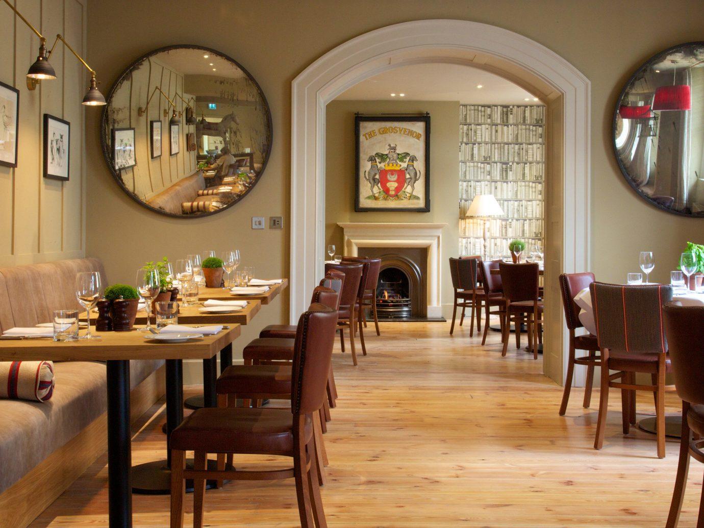 Trip Ideas indoor floor wall table restaurant room dining room Living estate interior design café Bar function hall meal furniture dining table