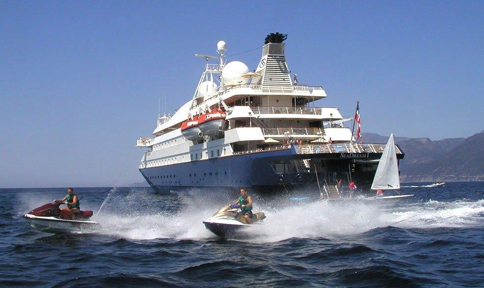 Cruise Travel Trip Ideas Boat water outdoor sky vehicle ship passenger ship motor ship yacht boating watercraft luxury yacht patrol boat Sea