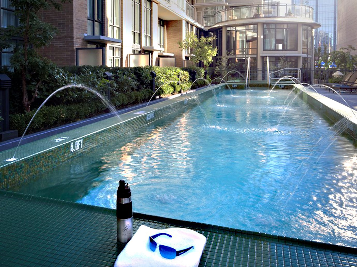 Boutique Classic Hotels Luxury Play Pool building water outdoor swimming pool leisure property reflecting pool condominium backyard estate Resort