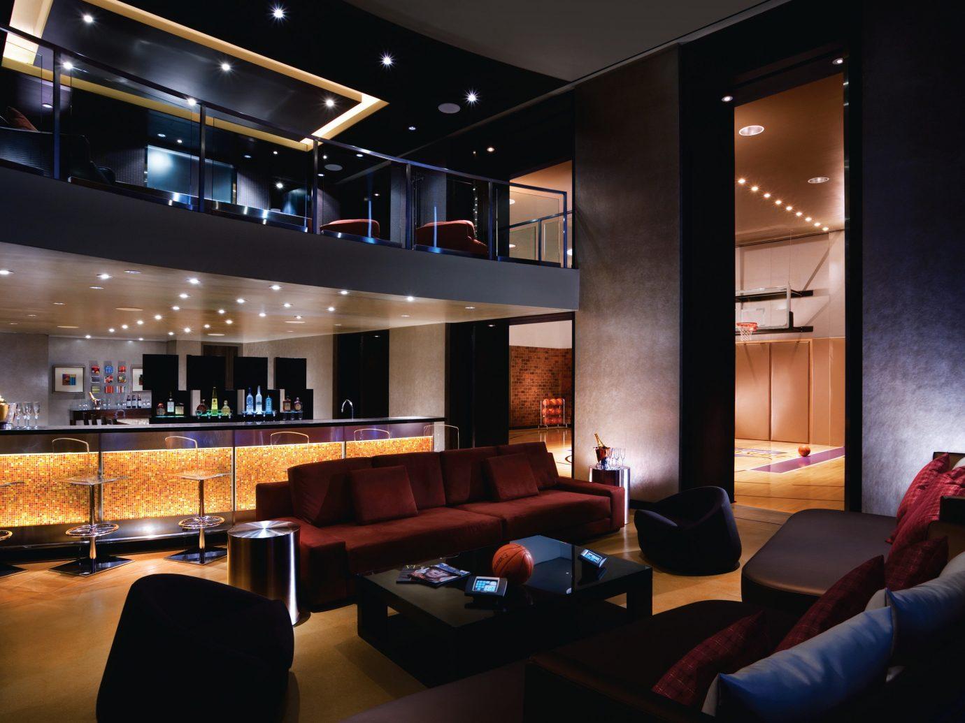 Hotels Luxury Travel indoor room floor wall ceiling Living interior design Lobby lighting living room furniture interior designer area flat Modern