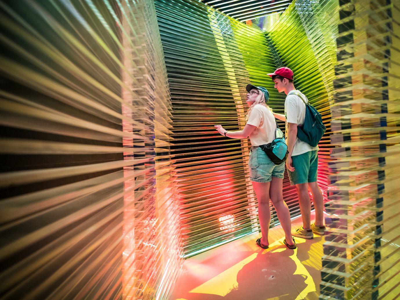 art Arts + Culture concert music festival music venue summer color light snapshot interior design accordion