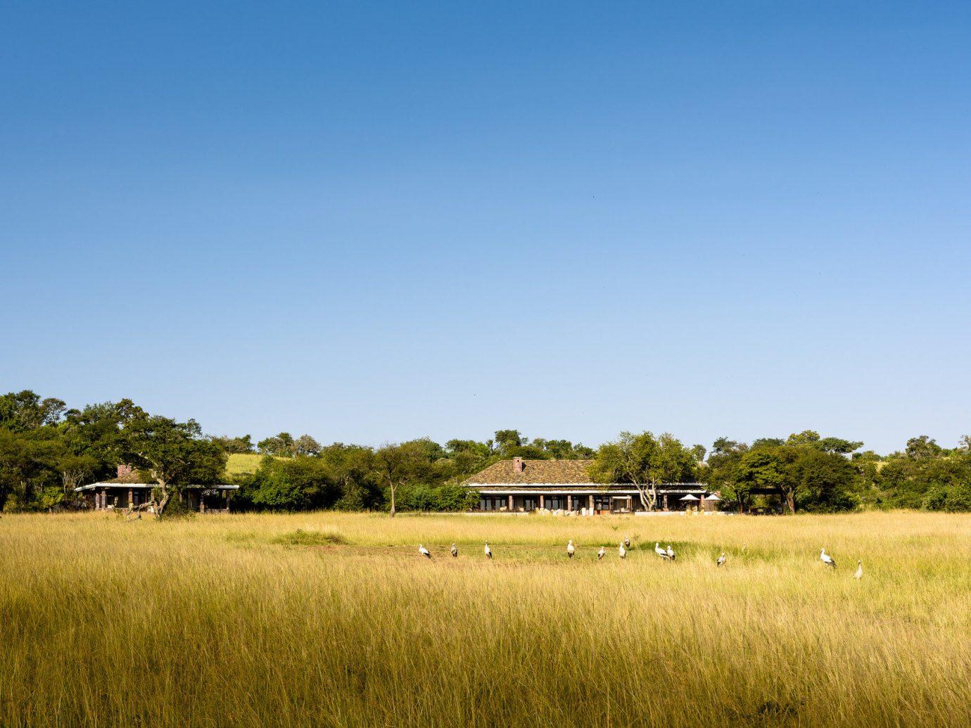 Singita Serengeti House, Tanzania