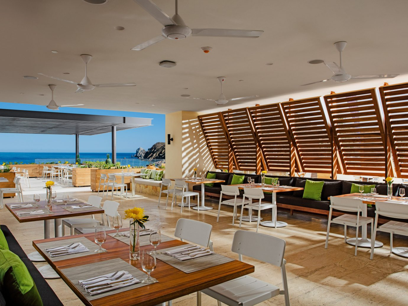 Restaurant at Breathless Cabo San Lucas