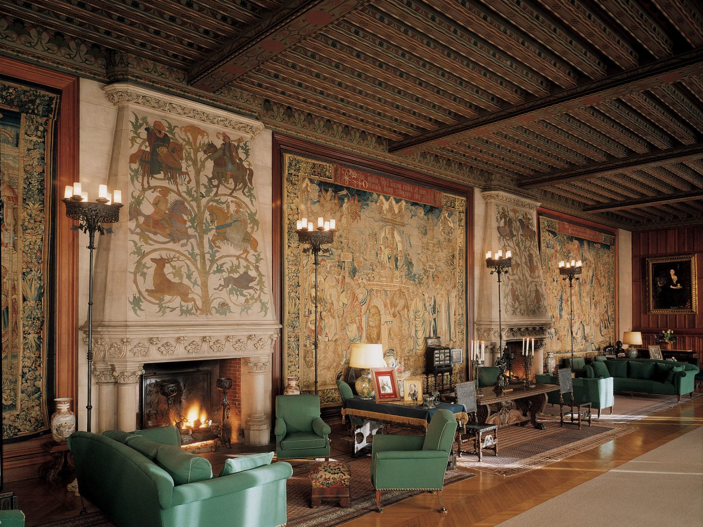charming cozy Elegant extravagant fancy Fireplace foyer Historic interior Lobby Lounge Luxury quaint regal Road Trips sophisticated Trip Ideas warm Weekend Getaways indoor ceiling room property Living estate living room home interior design wood area furniture