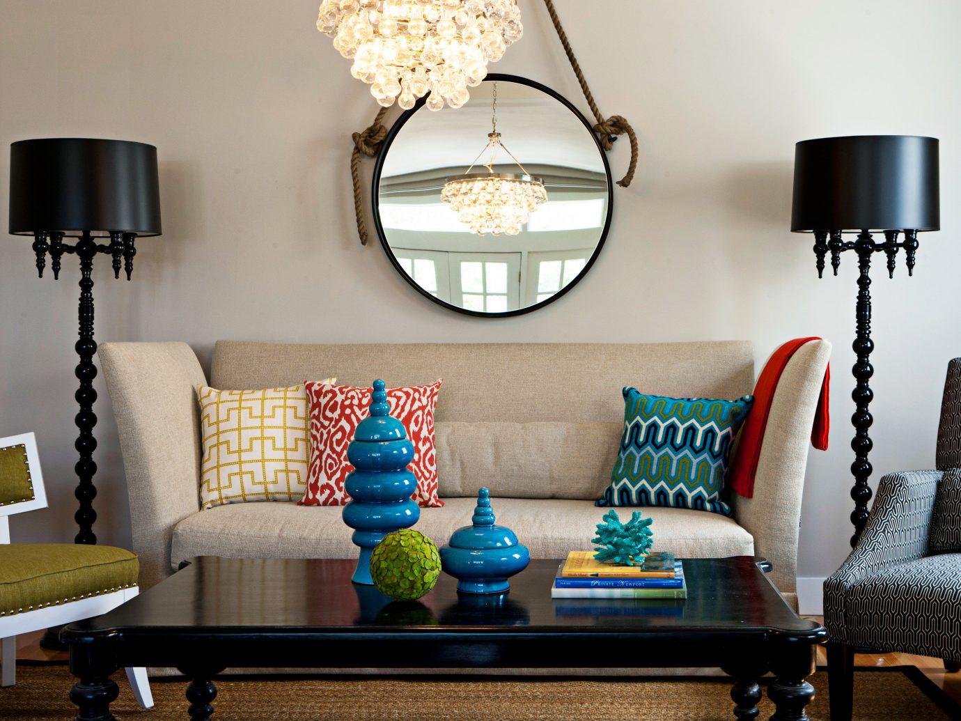 Boutique Hotels Living wall indoor living room room home interior design lighting furniture Design dining room Bedroom cottage lamp