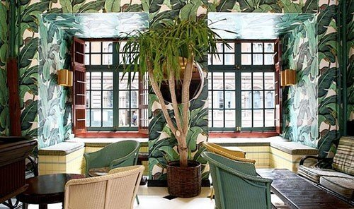 Style + Design chair room property home interior design estate plant furniture window cottage mansion Resort condominium Design window covering living room arranged dining table