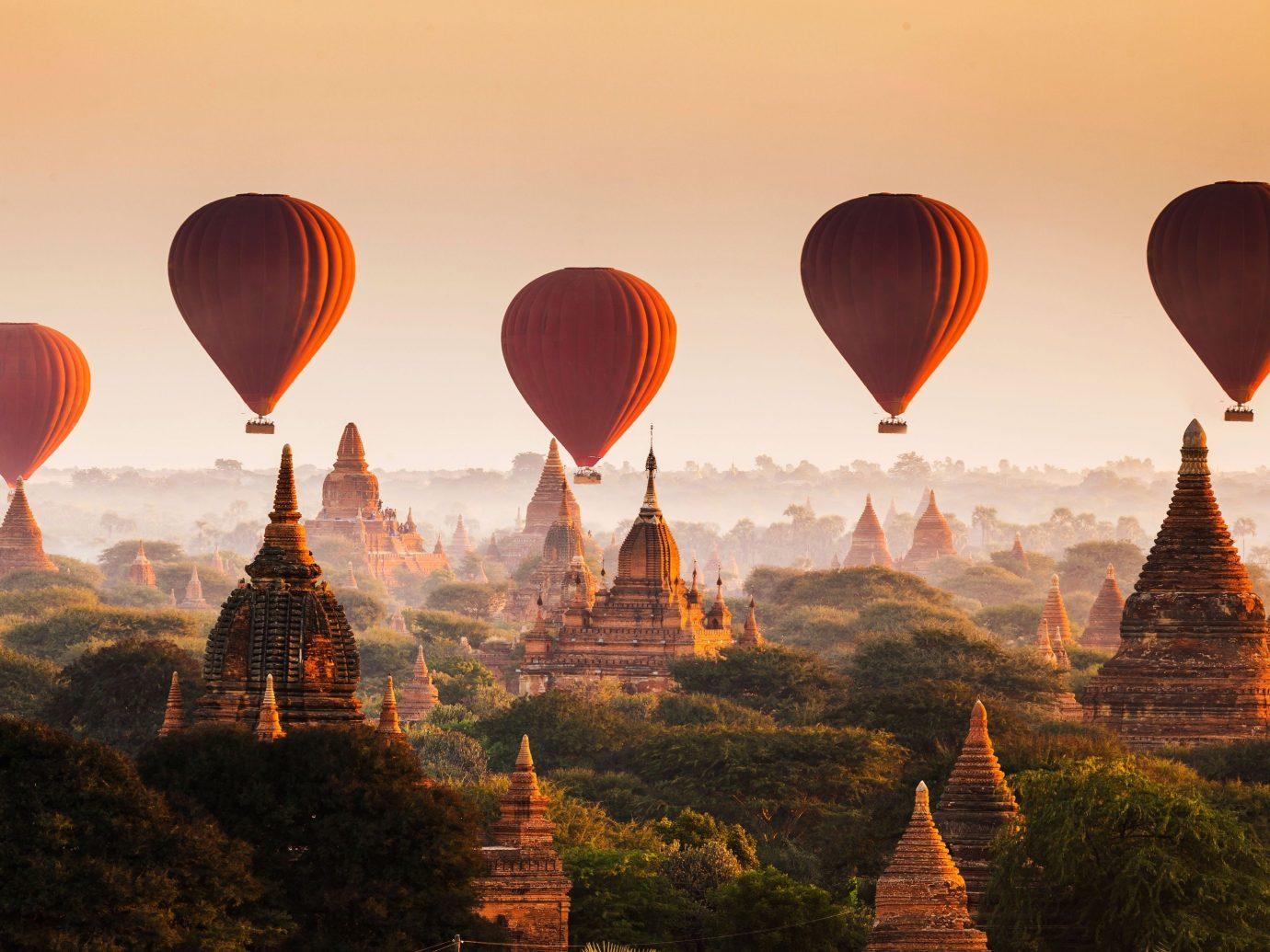 Offbeat transport aircraft balloon Hot Air Balloon hot air ballooning vehicle atmosphere of earth